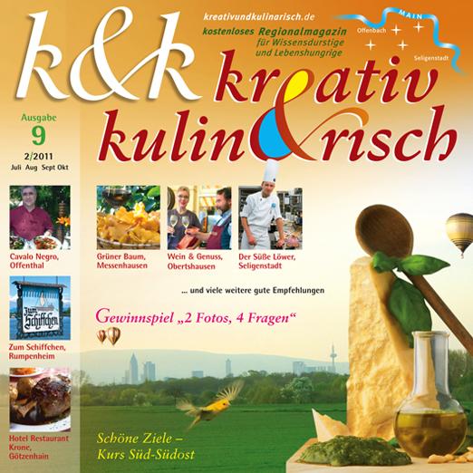 Ausgabe 9 Sommer 2011